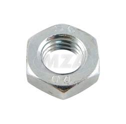 Flache Sechskantmutter M12x1,5 DIN 936 -A4K (6,95mm hoch, links) - zum Bolzen zur Schwinge für SR1, SR2