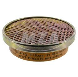 Luftfilterpatrone - mit Vliesgewebe - Simson  (neue Ausführung)