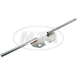 Blinkleuchtenhalter, hinten - verchromt - ø 10 mm