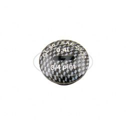 Verschlußschraube - Alu carbonstyle - (Öleinfüllöffnung)  - ohne O-Ring  (Bstnr. 10223)  -  S51,S53,S70,SR50,SR80,KR51/2