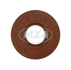 Wellendichtring NJK 25x62x8 - FPM - Viton - braun - mit Staublippe