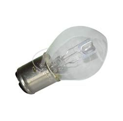 Biluxlampe 12V 25/25W Ba20d (Markenlampe Glüwo Germany)