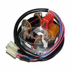 Grundplatte N-8305.2/4-100 (Nachbau/Replica) 12V 42/21W Bilux S53N Bilux
