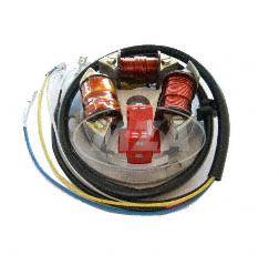 Grundplatte 8305.1/4-100 6V 35/21W Bilux S51,S70