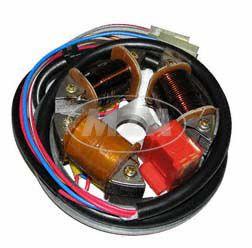Grundplatte N-8305.1/4-100 (Nachbau/Replica) 6V 35/21W  Bilux S51,S70