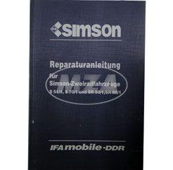 Reparaturanleitung für S51/1, S70/1 und Roller SR50/1, SR80/1 (ohne Schaltpläne)