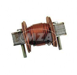 """Lichtspule 8307.10/2-120/1""""Made in Germany"""" (6V 31,2 W - Hauptlicht 25/25 W , Rückl. 5 W, Tachobel. 1,2 W) S51,SR50"""
