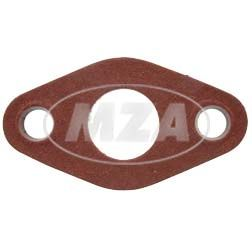 Isolierflanschdichtung - Simson - 2 mm stark, innen ø 16 mm