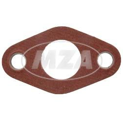 Isolierflanschdichtung - Simson - 2 mm stark, innen ø 18 mm