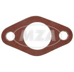 Isolierflanschdichtung - Simson - 2 mm stark, innen ø 21 mm