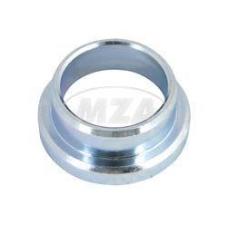 Rahmenlaufring A (Übermaß Ø = ca. 36,90mm) - Regeneration/ Reparaturmaß - Lagerschale für Rahmen - alle Simson Mokick und Roller
