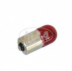 Kugellampe 6V 5W BA15s rot