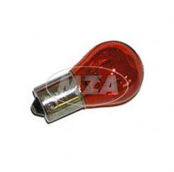 Kugellampe 6V 21W BA15s (orange)