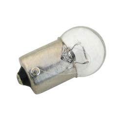 Kugellampe 12V 21W BA15s (Markenlampe) - kleiner Glaskolben - 18x35mm
