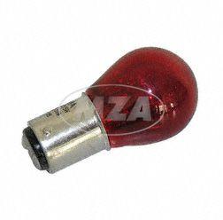 Kugellampe 12V 21/5W BAY15d rot