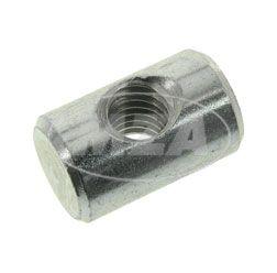 Bremsstellmutter verzinkt f. Bremsstange - Simson