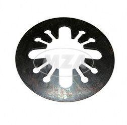 Tellerfeder 1,5mm (Kupplung) S51,S53,SR50