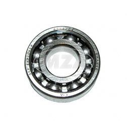 Groove ball bearing  6204 C4