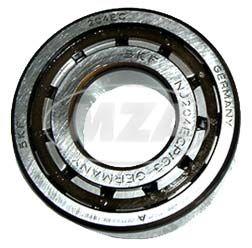 1x Zylinderrollenlager - NJ204 ECP/C3, Kurbelwellenlager für SIMSON-Motoren M531-M754