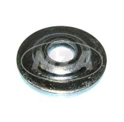 Scheibe f. Tachometer verchromt, gewölbt - für Gußgabelführung - S50, S51, S70