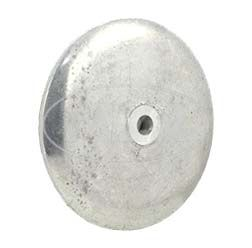 Deckel für Vorderradnabe, Aluminium