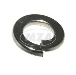 Spring washer B8 DIN 127 TGL 7403, Spring ring, zinc plated