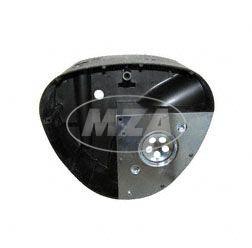 Gehäusemittelteil mit  Abdeckplatte ( Luftkasten ) - für Kunststoffseitendeckel - S53, S83