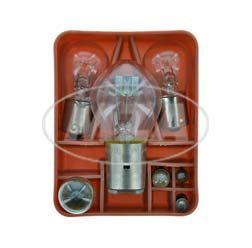 Glühlampenersatzkasten NARVA - 12V 35/35W- Bilux - Rundes Rücklicht - S51, S70