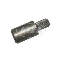 Anschlagbolzen D=13,5mm (f. Kettenritzel 14 Z) S53,SR50/1