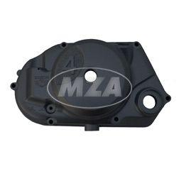 Kupplungsdeckel SIMSON  * 4 * schwarz  (DZM-Antrieb) - Achtung ! nur Antriebritzel Bstnr.  11442 bzw. 11443 verwenden - Simson-Motor-Typ M500 / M700