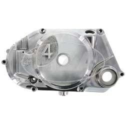 Kupplungsdeckel 4-Gang - poliert - DZM-Antrieb - M500-M700