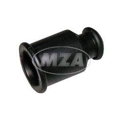 Gummimuffe für Zündkerzenstecker - Wasserschutzkappe - Länge: 32mm, Innen Ø15mm, für Zündkabel Ø5+7mm