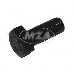 Sechskantschraube M5x12 (DIN 933) blank