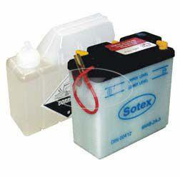Batterie 6N4B 2A-3 SOTEX (incl. SÄUREPAKET im Einzelkarton) KR51