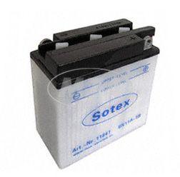 Batterie 6N11A-1B SOTEX S50,51, MZ ES,TS 150,250