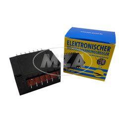 EWR 8107.10/1 - Elektronischer Wechselspannungsregler m. Befestigungsbohrung - 12V - 42W - SR50/1, SR80/1C, CE