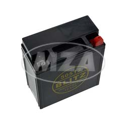AGM-Batterie - Vlies - wartungsfrei - 12V 5,5Ah