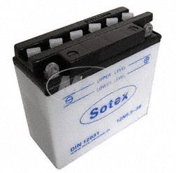 Batterie 12N5,5-3B SOTEX