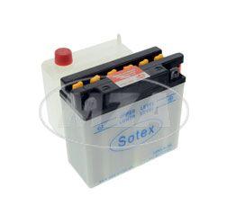 Batterie 12N5,5-3B SOTEX (incl. SÄUREPAKET im Einzelkarton)