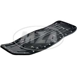 Sitzbankbodenblech - schwarz lackiert - S50, S51, S70