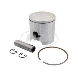 Tuningkolben S85 kpl., 1x Kolbenring 1,2mm - ø 48,95 - 49mm-Kolben