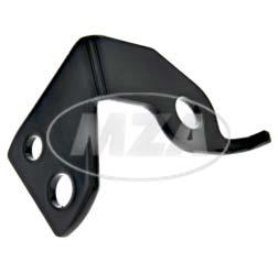 Blinkleuchtenhalter v. links - f. 10 Watt Blinker, schwarz PPB