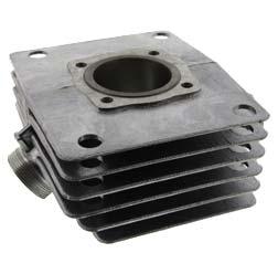 Tuningzylinder, solo, 2-Kanal, starke Laufbuchse 53mm, Kolben 48.00mm (im Einzelkarton)
