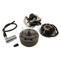 SET Umrüstsatz VAPE (M-G-V) Roller SR50, SR80 auf 12V 35/35W (ohne Batterie und Leuchtmittel)