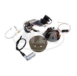 SET Umrüstsatz VAPE (M-G)  KR51/1, KR51/2 auf 12V 35/35W (ohne Batterie, Hupe und Leuchtmittel)