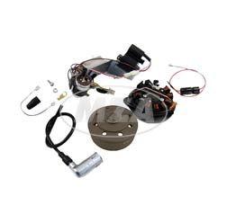 Umrüstsatz VAPE (Magnete eingegossen) Schwalbe KR51/1 und KR51/2 auf 12V, komplett mit allen benötigten Anbauteilen und Anleitung