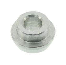 Distanzbuchse - vord. Kotflügel / Schwingenträger - (obere Federbeinaufhängung)  - Aluminium - KR51, SR4-2, -3, -4, Duo