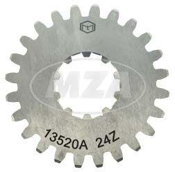 Festrad 24Z für 5-Ganggetriebe