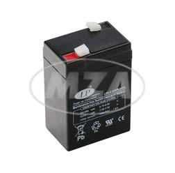 AGM-Batterie 6V 6,0Ah - KR51