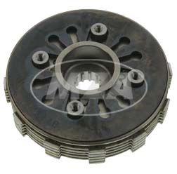 RESO Tuning-Kupplungspaket - einbaufertig - für höchste Belastungen - passt bei S51, S53, S70, S83, SR50, SR80, Schwalbe KR51/2